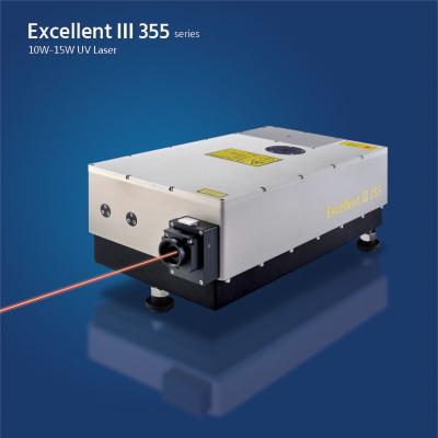 355nm UV laser cold processing