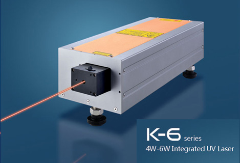 K-6 Integrated UV Laser 4W-6W-8W