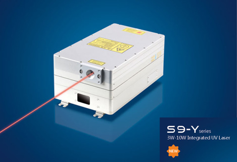 S9-Y Integrated UV laser 3W-10W