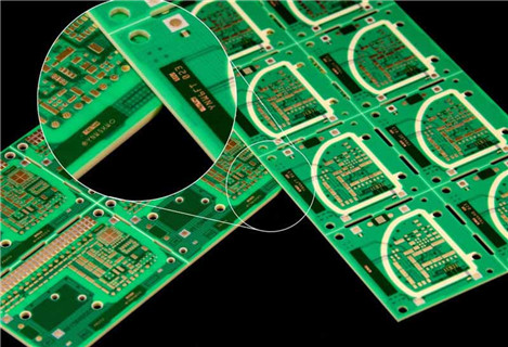 Ultraviolet lasers work quickly in the production of pcb circuits
